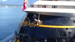 Disney Cruise Wonder